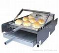 麥當勞烘雙層漢堡機器 商用 漢堡店成套設備烘包機 2