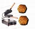 Hot Sale 110v 220v Egg Waffle Maker Egg Puff  Machine