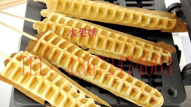 新品 商用电热松树 机松饼机 比利时华夫机 3