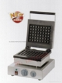 Electric square shape waffle machine / muffin cake machine