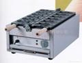 韓式電熱烤魚餅機 / 雕魚燒機