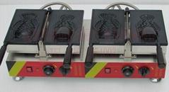 Electric Ice cream Taiyaki machine with open mouth Taiyaki maker