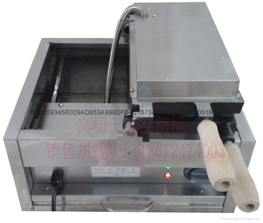 Electric Ice cream Taiyaki machine with open mouth Taiyaki maker  2