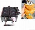 燃氣韓式鯛魚燒雪糕機冰淇淋鯛魚