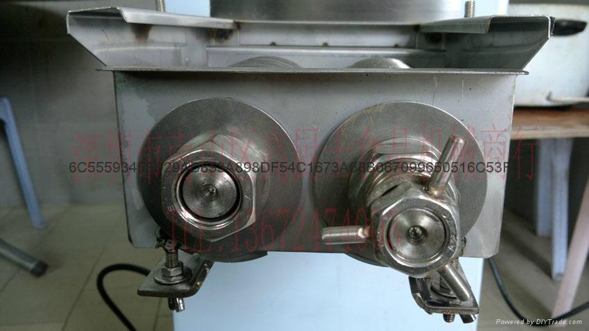 Verticle type 110V 220v Meat Cutter Machine 500HG/HR 4