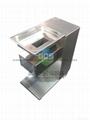Verticle type 110V 220v Meat Cutter Machine 500HG/HR 3