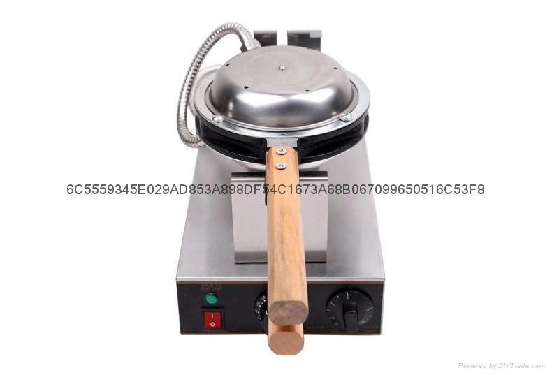 Hot Sale 110v 220v Egg Waffle Maker Egg Puff  Machine 3