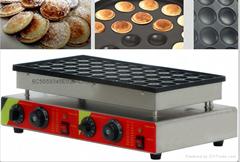 Export to Saudi Arabia Electric 220v 110v poffertjes maker Pancake maker