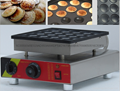 Export to Saudi Arabia Electric 220v 110v poffertjes maker Pancake maker