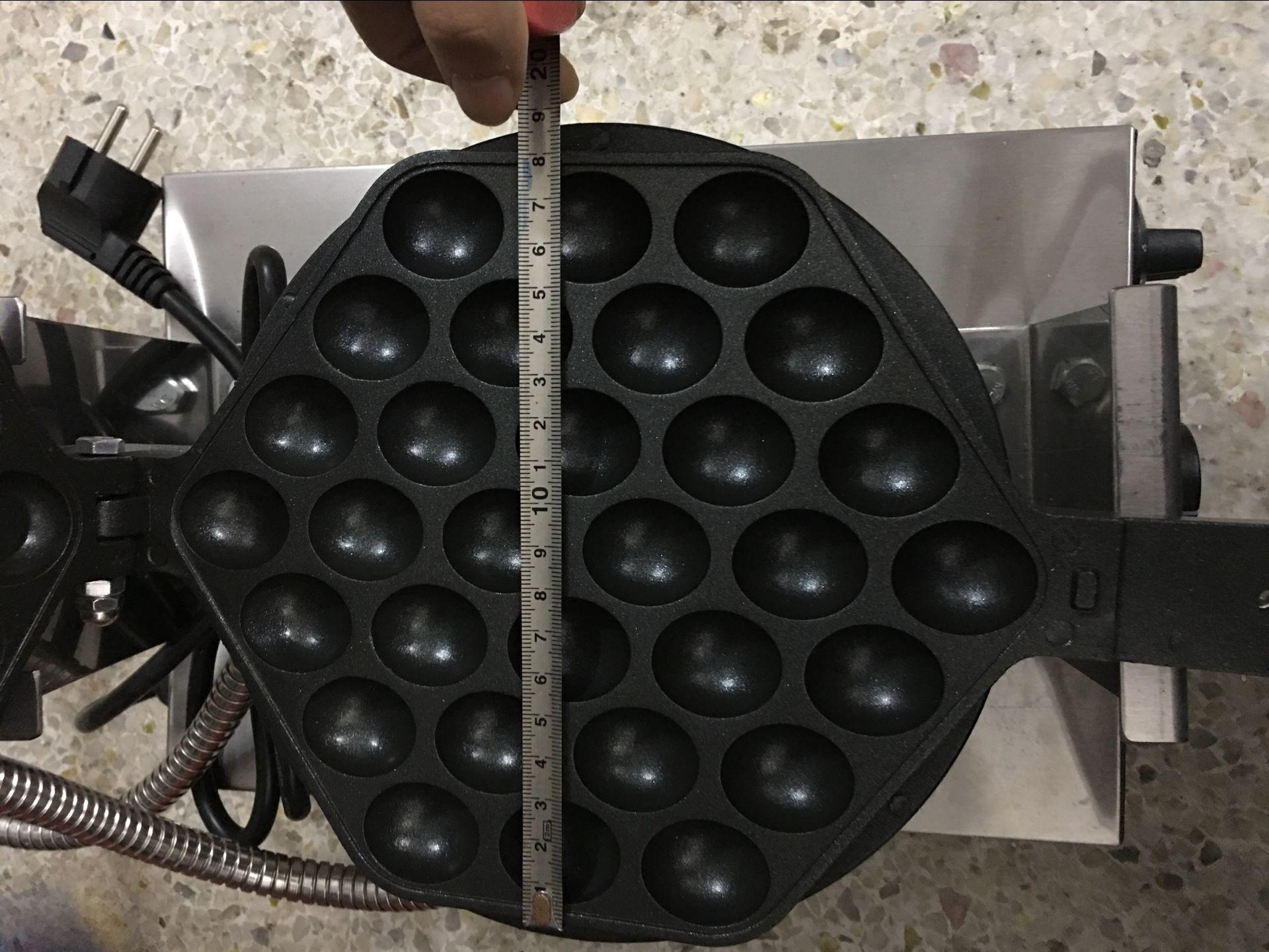 厂家供应电热QQ蛋仔机/商用鸡蛋仔机香港鸡蛋仔机 6