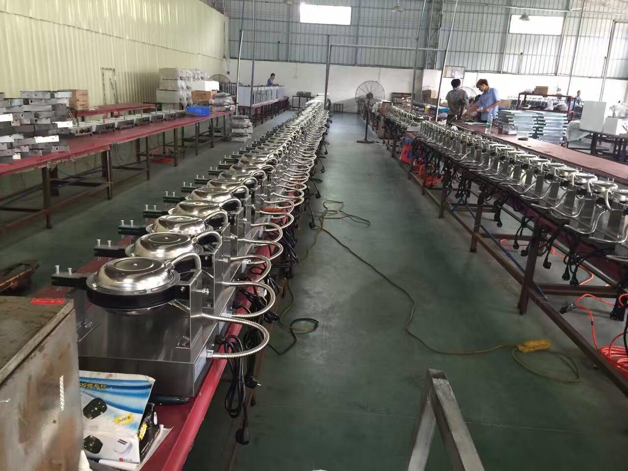 Professional manufacturer For Egg Waffle Maker Egg Puff  Machine 7