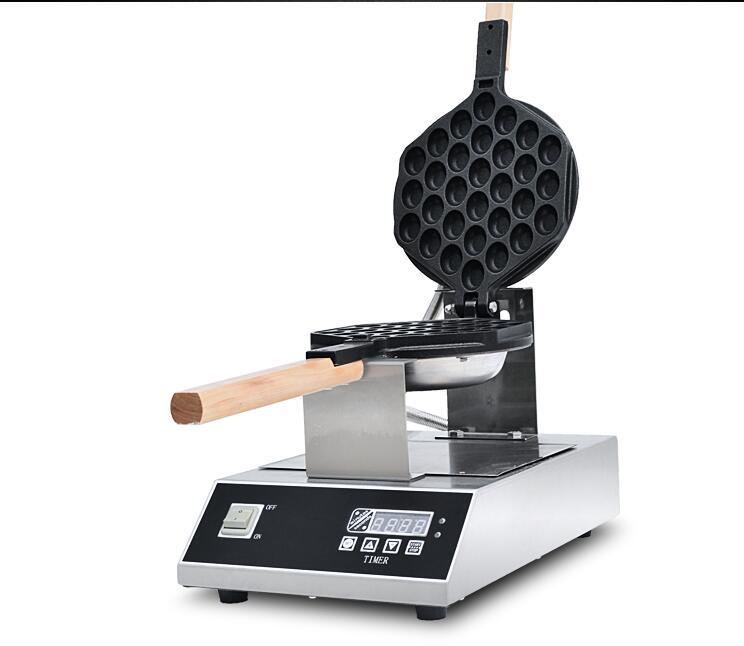 商用微电脑版控制电热鸡蛋仔机蛋饼炉 1