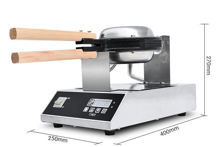商用微电脑版控制电热鸡蛋仔机蛋饼炉 2