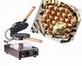220v 110V electric egg waffle maker/ waffle machine/waffle iron