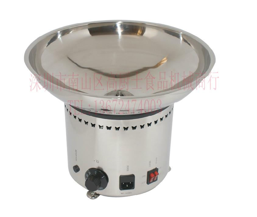 82CM 6 Tier Full 304 Stainless Steel Chommercial Chocolate Fountain Machine 3