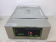 8KG Capacity Chocolate Melting Machine Good quality With CE