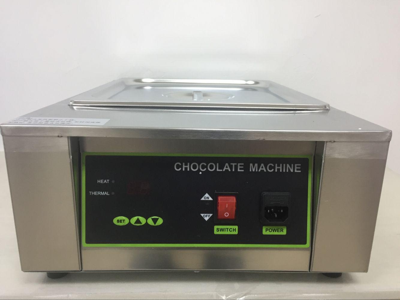 大单杠容量8KG 商用巧克力熔化炉 奶类保温器  4