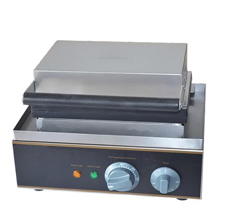 110v 220v 6格电热波提机/甜甜圈机厂家 4