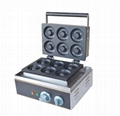 Electric 110v 220v 6 pcs Sweet Donuts