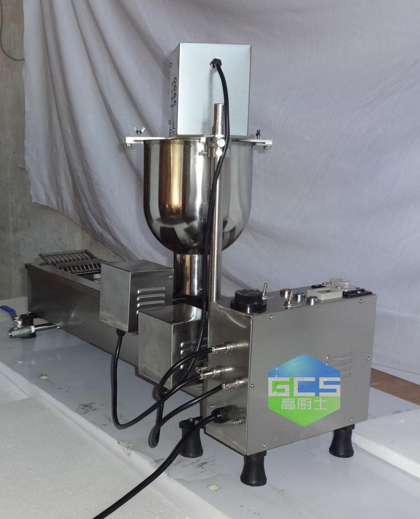 Commercial Full Automatic Donuts Machine 110V 220V 3000W Stainless Steel  4