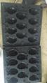 110v 220v Mini Taiyaki Maker Machine Goldfish Waffle maker 11 pcs / plate 5