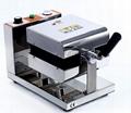 110v 220v Mini Taiyaki Maker Machine Goldfish Waffle maker 11 pcs / plate 4