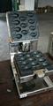 110v 220v Mini Taiyaki Maker Machine Goldfish Waffle maker 11 pcs / plate 3