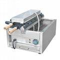 新款电热开口鲷鱼烧机 可放冰淇淋韩式烤鱼饼机 2