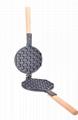 Gas type Non-stick waffle iron