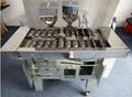全自动韩国夹心蛋糕机多种模具可更换现烤现卖糕点机 1