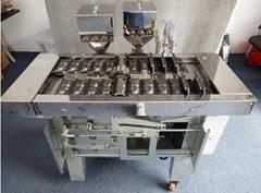 全自動韓國夾心蛋糕機多種模具可更換現烤現賣糕點機