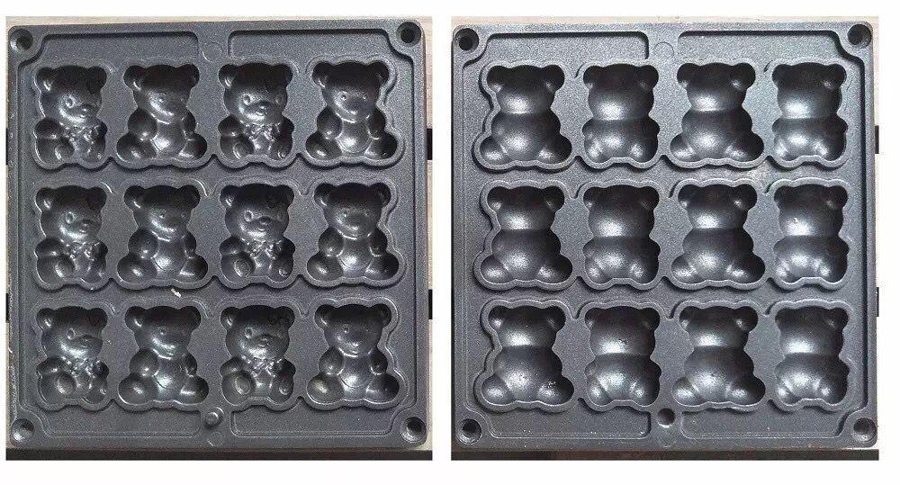 台式电热核桃夹心蛋糕机 13