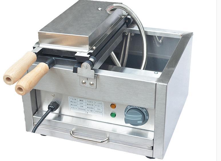 厂家直销!电热韩式小鱼饼机、不粘烤鱼饼机、鱼仔饼 3