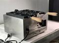 Electric 220v/110v 3 pcs Fish waffle