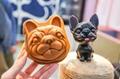 台湾名吃萌犬狗头烧华夫饼机 5