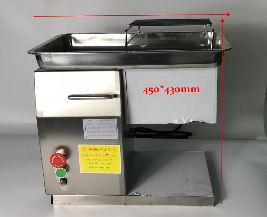 Desktop type 110V/220V  QX model Meat Slicer machine for meat