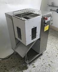 220V/110V立式大型多功能切肉機/切肉絲機/切肉丁機/切肉條 500KG/HR