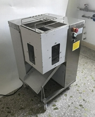 QSJ-A model  Meat Strip Cutter, meat slicer, meat dicer machine