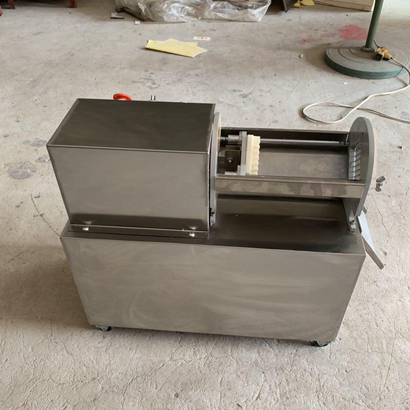 高效電動馬鈴薯切條機/自動切薯條機 3