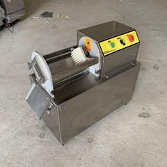 高效電動馬鈴薯切條機/自動切薯條機