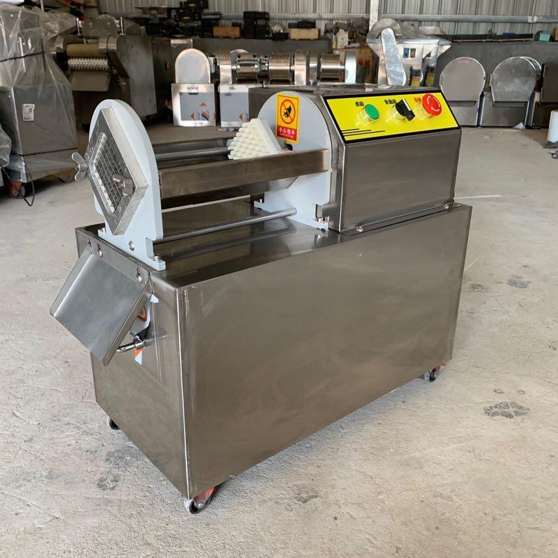 高效電動馬鈴薯切條機/自動切薯條機 4