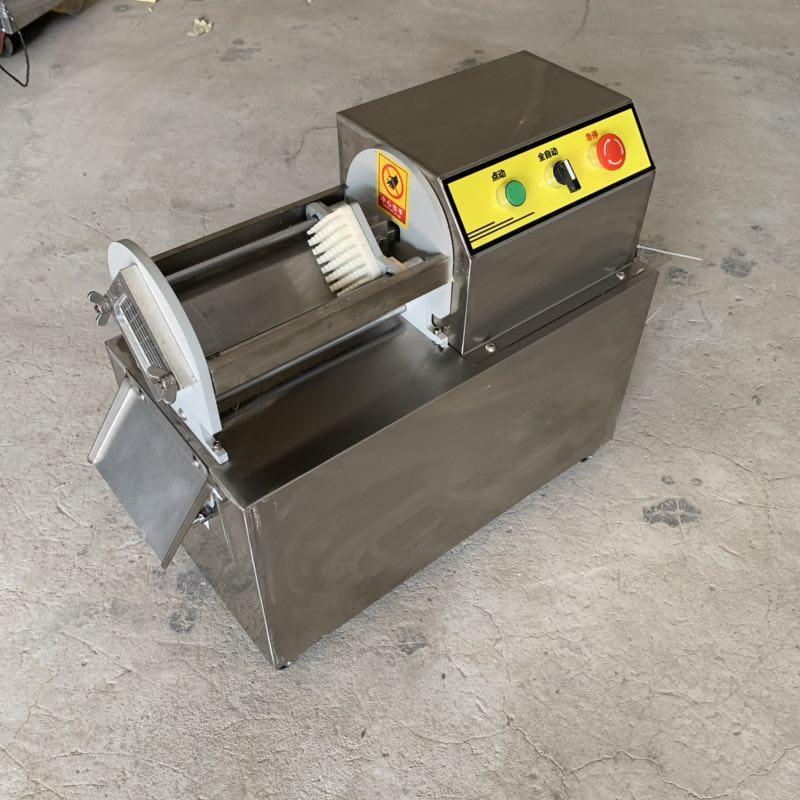 高效電動馬鈴薯切條機/自動切薯條機 5