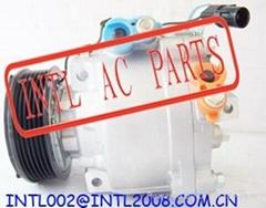 ac compressor QS90 Mitsubishi Lancer Outlancer Peugeot 6pk 7813A215 AKS200A402C
