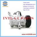 AC compressor fit for Toyota Etios JK