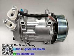 CO 4347C Auto A/C Compressor Fits for BLOCK MAXFOOC