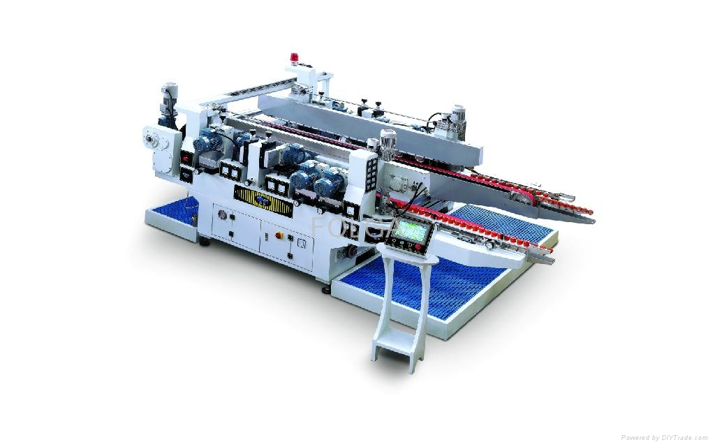 Glass Double Edging Machine Production Line 2