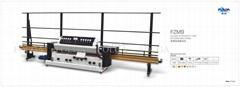 立式磨边机自动生产线