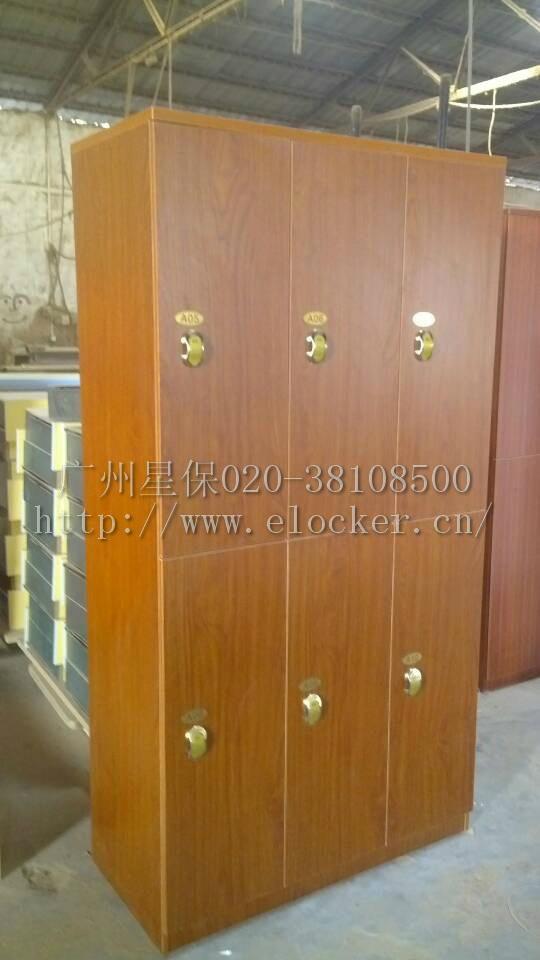 木质更衣柜 1