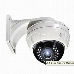 700tvl IR Dome CCD Camera on promotion