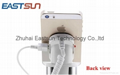 New Arrive  Alumimun Cell phone anti-theft security alarm holder for iphone5/6
